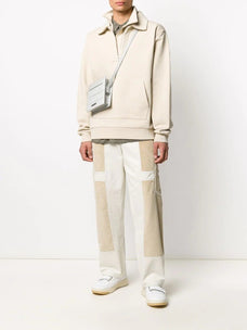 Jacquemus Le Double zip-up sweatshirt