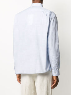 Jacquemus Simon logo-embroidered shirt