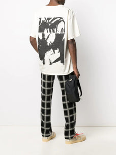 Rhude logo-print cotton T-shirt