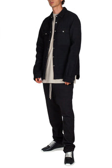 Rick Owens Outershirt Jacket