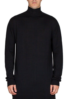 Rick Owens Oversized Turtle Pullover