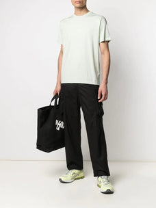 Stone Island logo-patch cargo trousers