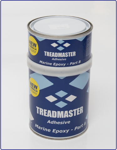 Treadmaster Adhésif Epoxy – 2 parties