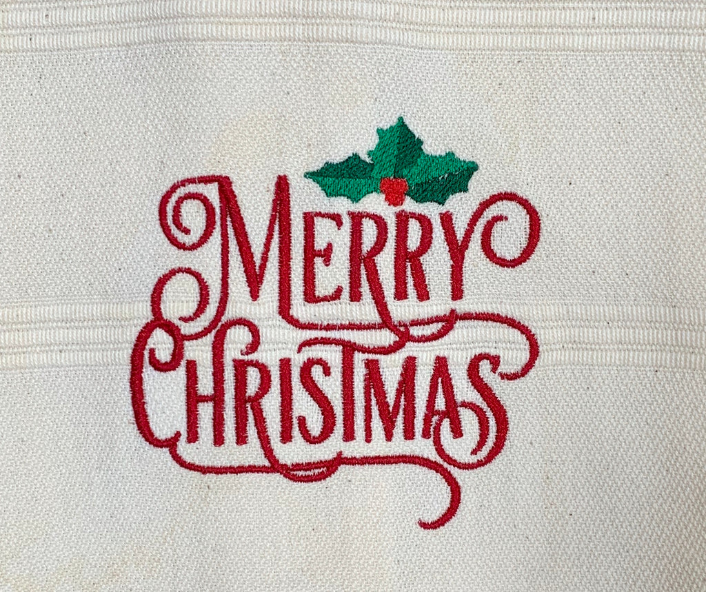 Holiday Kitchen Dish Towels