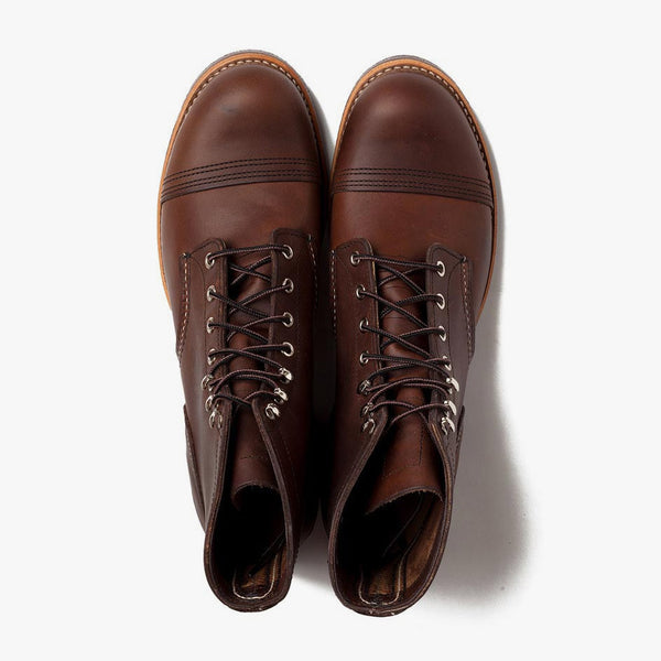 Red Wing Iron Ranger Boot