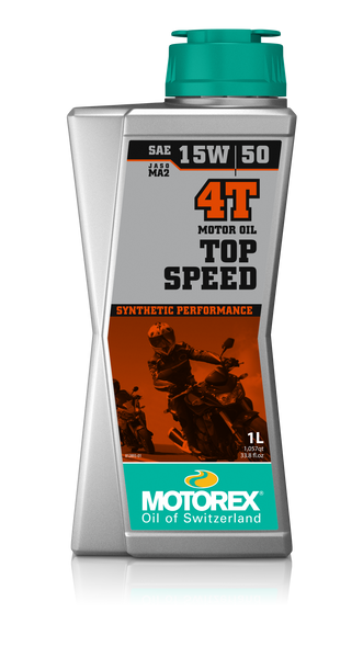 TOP SPEED 4T 15W50