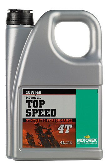 Top Speed 4T 10W40 4L