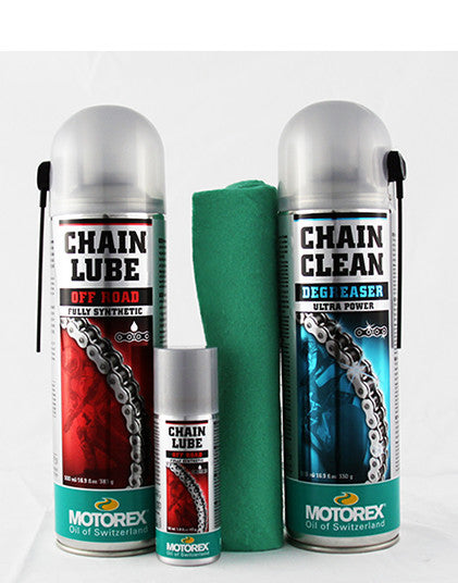 Chain Lube Off-Road Kit