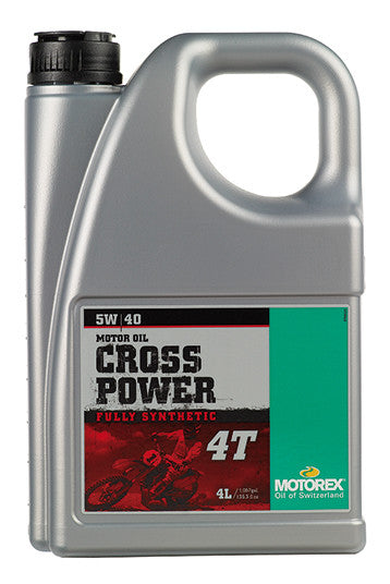 CROSS POWER 4T 5W40