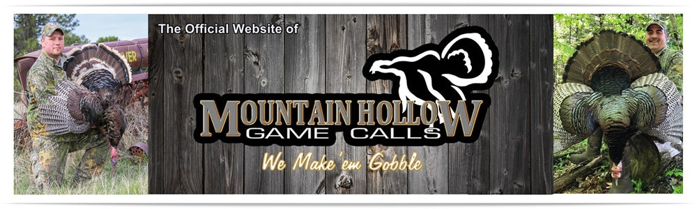 Mountain Hollow Game Calls