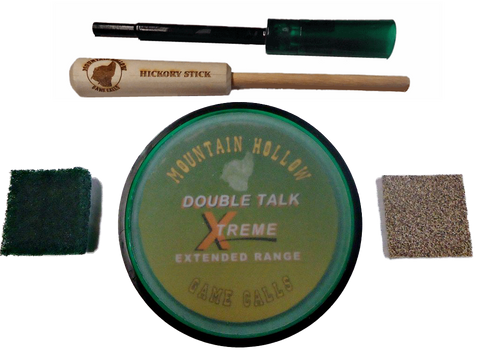 Double Talk Xtreme Extended Range Friction Call