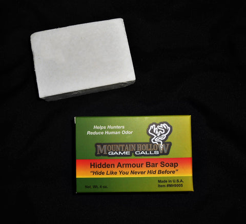 Hidden Armour Bar Soap