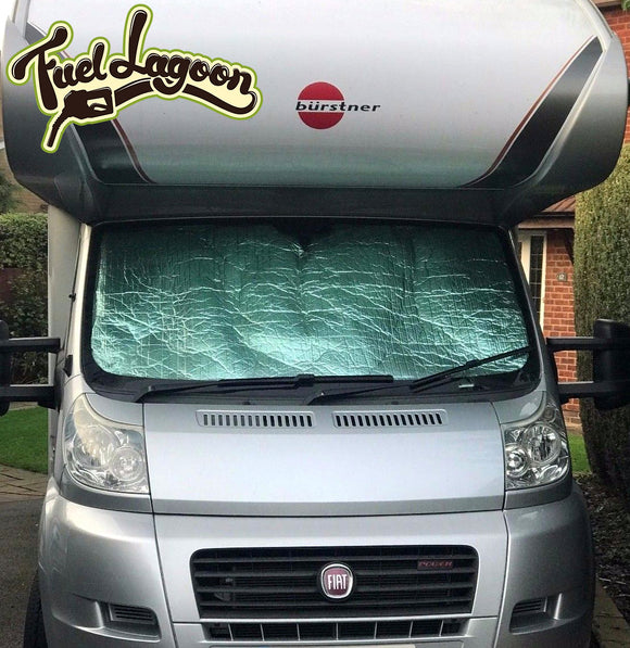 MotorHome (boxer, Ducato)- Thermal Screens