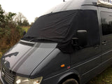 VW LT Screen Cover  Eyes - Rocky