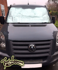 VW Crafter 2006-2017 - Internal Thermal Screens