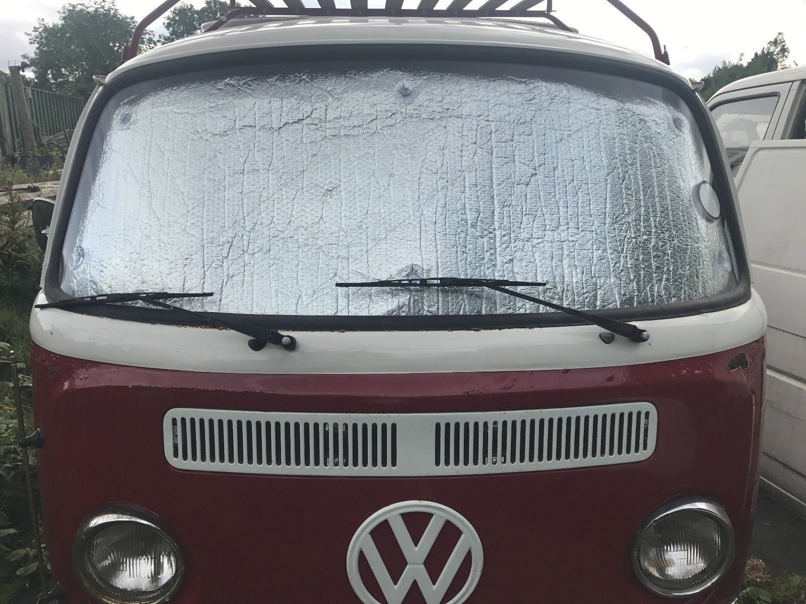 VW T2 - Thermal Screens