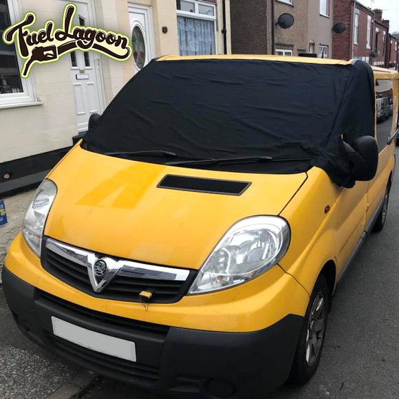 Vauxhall Vivaro Screen Cover - Plain