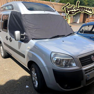 Fiat Doblo Screen Cover - Plain Deluxe