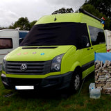 VW Crafter / Mercedes Benz Sprinter (2nd gen) - Plain