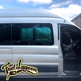 Ford Transit MK8 - Thermal Screens