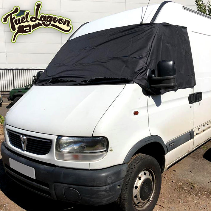 Ducato, Boxer, Relay 1993–2006 Motorhome Screen Cover - Plain