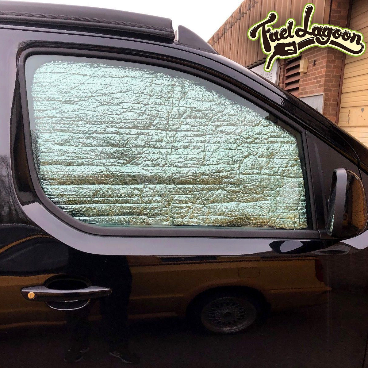Citroen Dispatch / Peugeot Expert - Thermal Screens