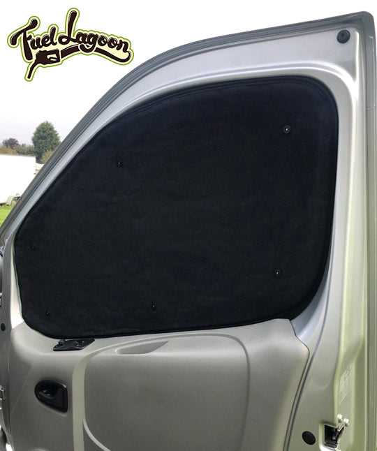 Vauxhall Vivaro - Thermal Screens