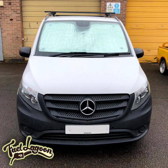 Mercedes Benz Vito 447 - Thermal Screens