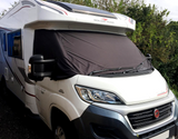 Ducato, Boxer, Relay 2006-Present Motorhome Screen Cover - Plain Deluxe