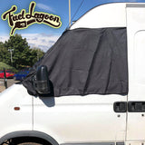 Ducato, Boxer, Relay 1993–2006 Motorhome Screen Cover -  Deluxe Plain