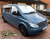 Mercedes Benz Vito 639 - Thermal Screens