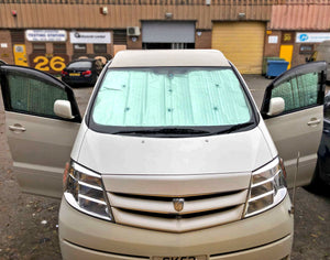 Toyota Alphard - Thermal Screens