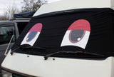 T25 Screen Wrap - Standard Eyes