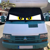 Ducato, Trafic, Talbot Express, J5 Motorhome Screen Wrap 1981-1993 - Arthur Eyes