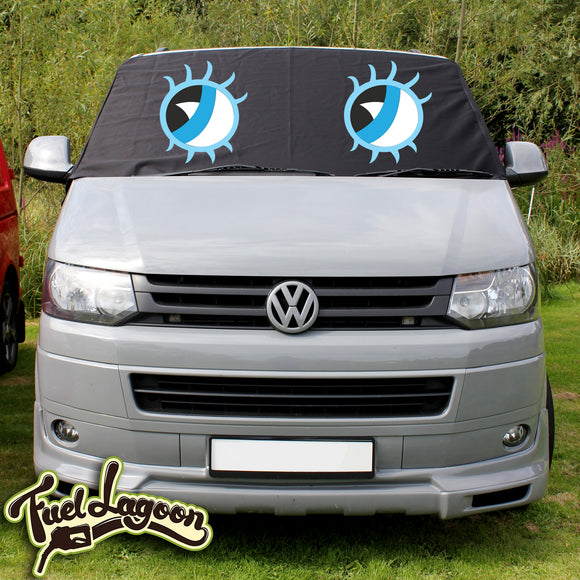 T5 Screen Wrap Eyes - Betty