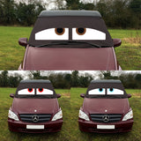 Mercedes-Benz Vito W639 Screen Cover Eyes - Danny