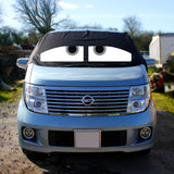 Nissan Elgrand E51 Screen Cover Eyes - Danny