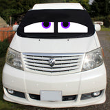 Toyota Alphard Screen Cover - Danny Eyes