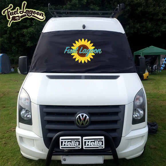 VW Crafter / Mercedes Benz Sprinter Eyes - FL Sunflower