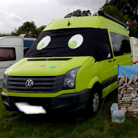 VW Crafter / Mercedes Benz Sprinter Eyes - Felix
