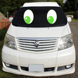 Toyota Alphard Screen Cover - Felix Eyes