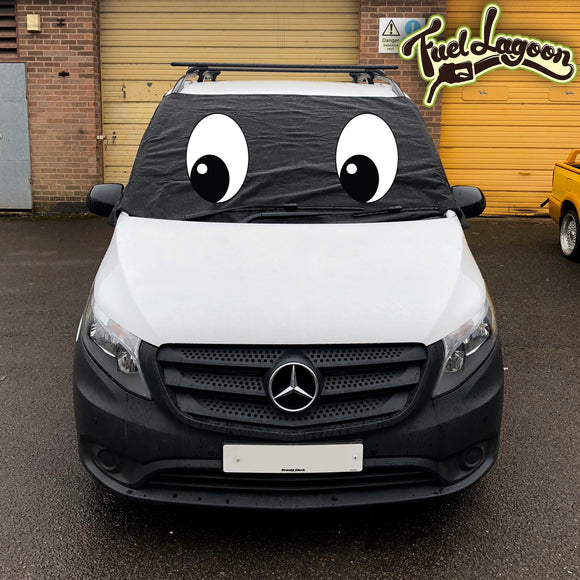 Mercedes Vito 447 Screen Cover Eyes - Felix