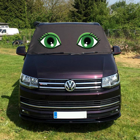T6 Screen Wrap Eyes - Flo Eyes
