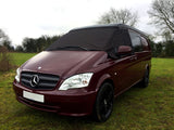 Mercedes Vito W639 Screen Cover Eyes - Blaze