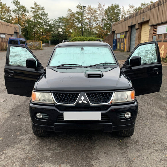 Mitsubishi Shogun - Thermal Screens