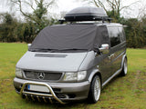 Mercedes Vito W638 Screen Cover Eyes - Blaze