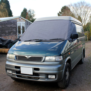 Mazda Bongo Screen Cover - Plain Grey