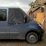 Renault Master 2010-Present Screen Cover - Plain