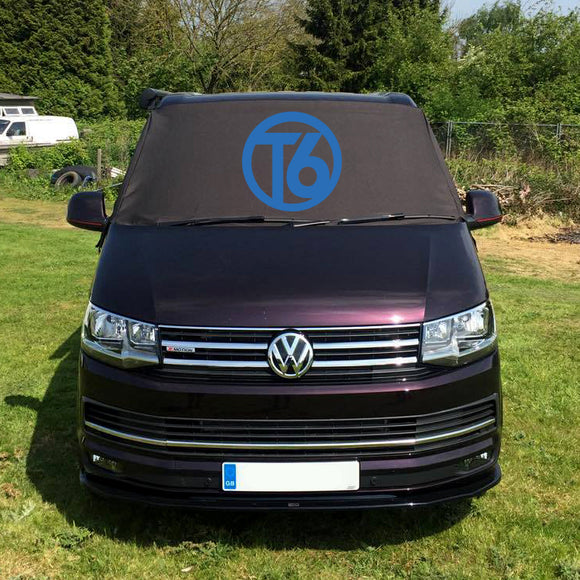 T6 Screen Wrap -  T6 Logo