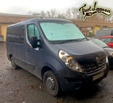 Renault Master - Thermal Screens